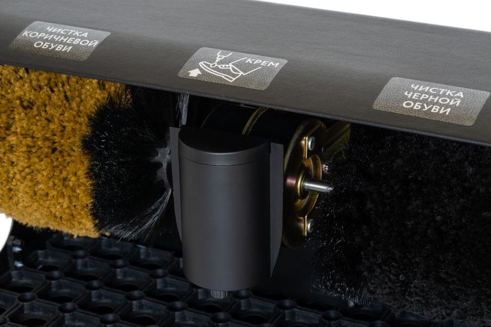 Prestige Compact Black Leather (кожа)