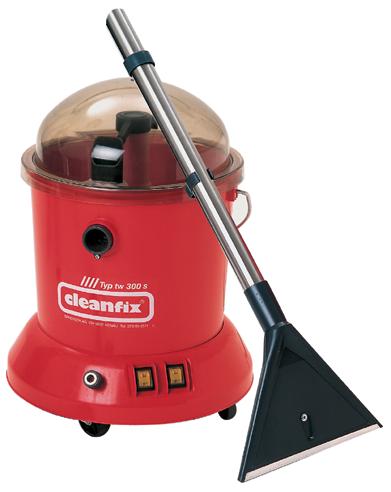 Экстракторная машина Cleanfix TW 300S